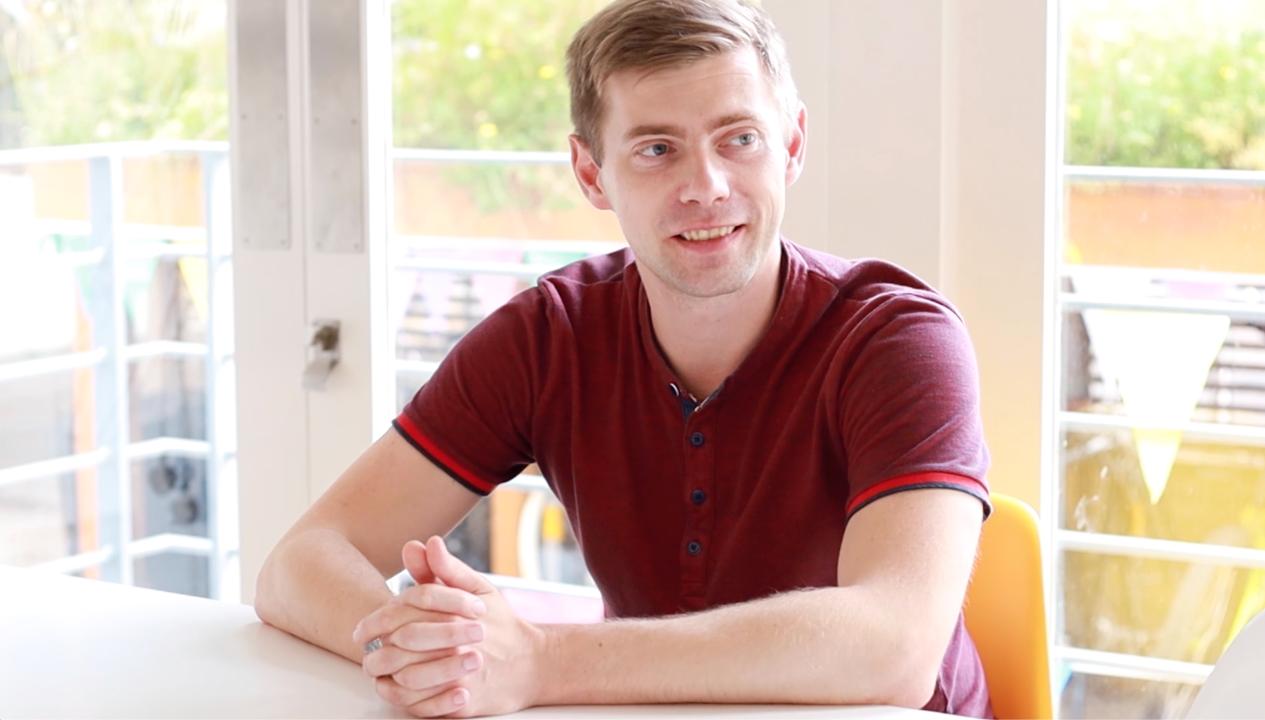 SaffronBlue.aiMeet the Founders – Alex Medvedev, Lead Engineer & Co-Founder